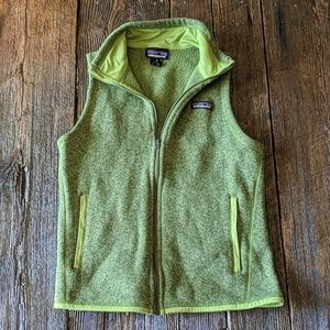Patagonia Better Sweater Vest Small